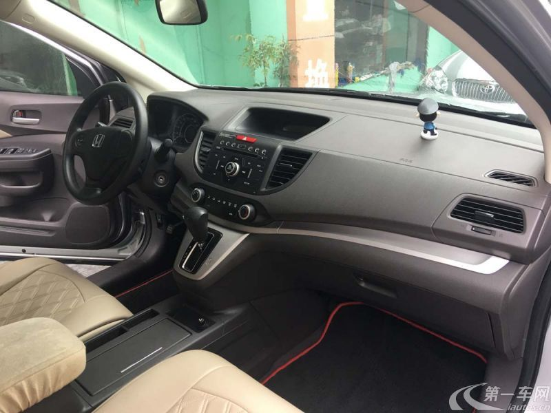 本田CR-V 2012款 2.0L 自动 四驱 经典型 (国Ⅳ)