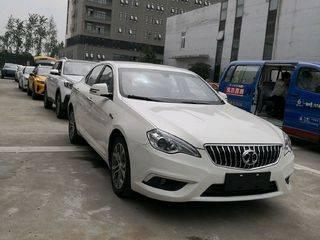 北京汽车1.8T 自动 政务版