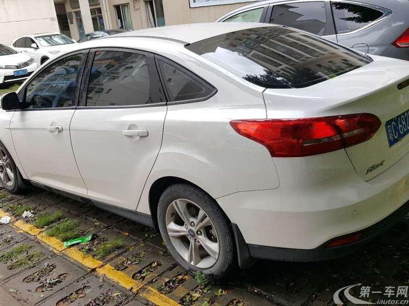 福特福克斯 2015款 1.6L 自动 4门5座三厢车 舒适型 (国Ⅴ)