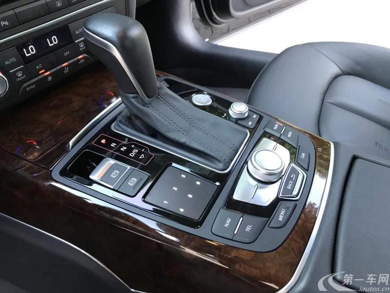 奥迪A6L 30FSI 2016款 2.5L 自动 技术型 (国Ⅴ)