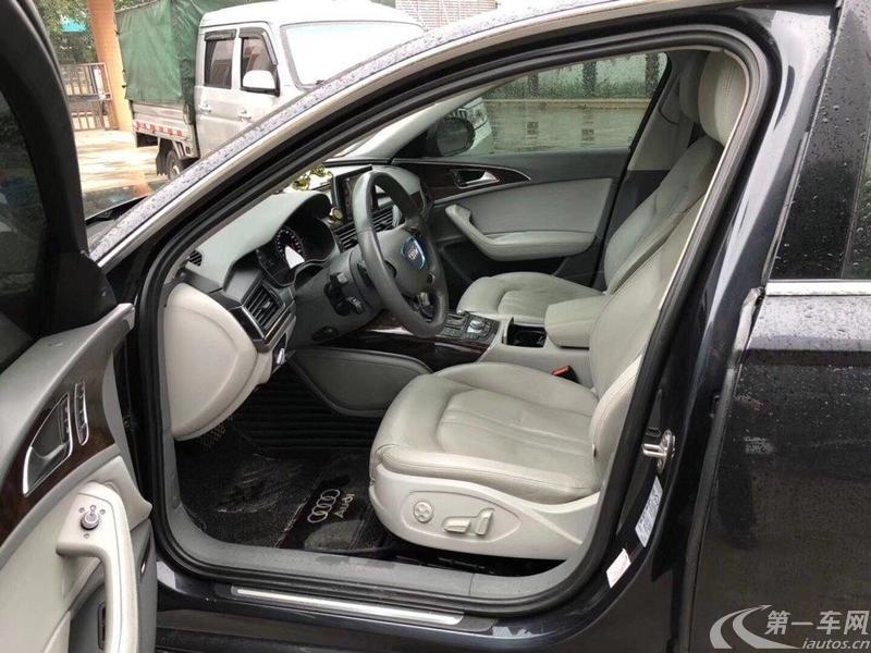 奥迪35FSI 2012款 2.8L 自动 豪华型 (国Ⅳ)