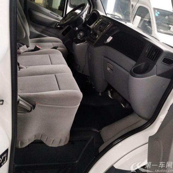 福田图雅诺 E 2017款 2.5T 手动 改款商运版柴油长轴 (国Ⅴ)