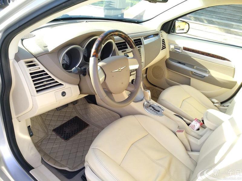 克莱斯勒铂锐 2008款 2.4L 自动 豪华型 (国Ⅳ)