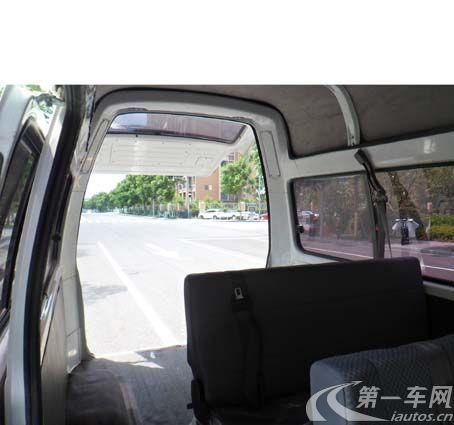 金杯海狮 2014款 2.0L 手动 第五代翔运舒适1型 (国Ⅴ)