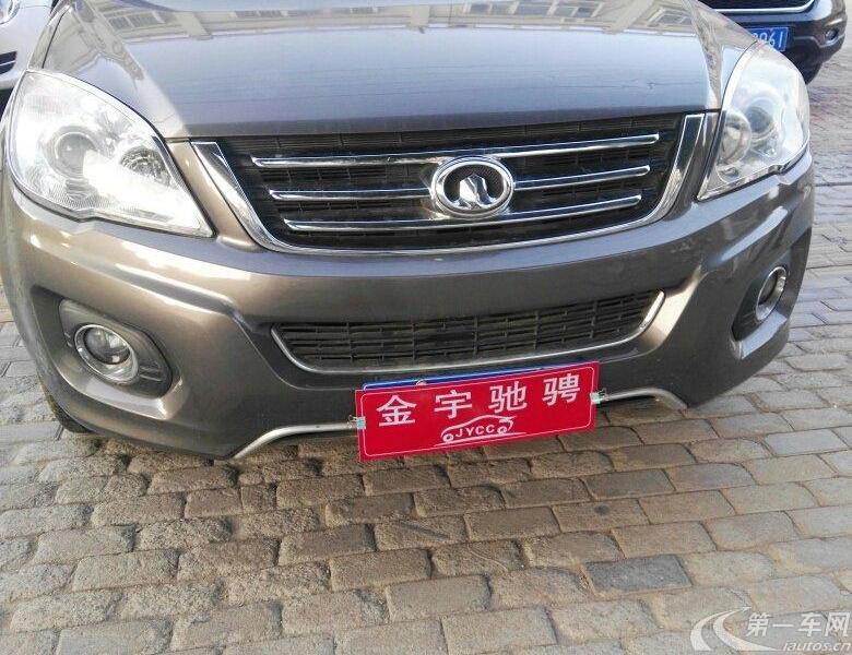 长城哈弗H6 2012款 1.5T 手动 前驱 都市型 (国Ⅳ)