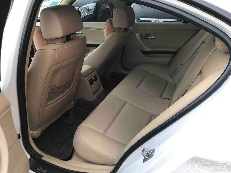 宝马318i 2012款 2.0L 自动 汽油 领先型 (国Ⅳ)