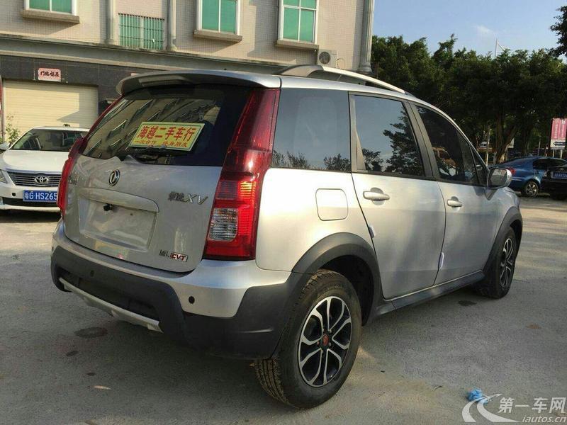 东风景逸XV 2015款 1.6L 自动 豪华型 (国Ⅴ)