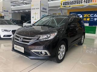本田2.4L 自动 豪华型