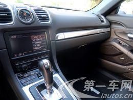 保时捷Boxster [进口] 2015款 2.7L 自动 Style-Edition