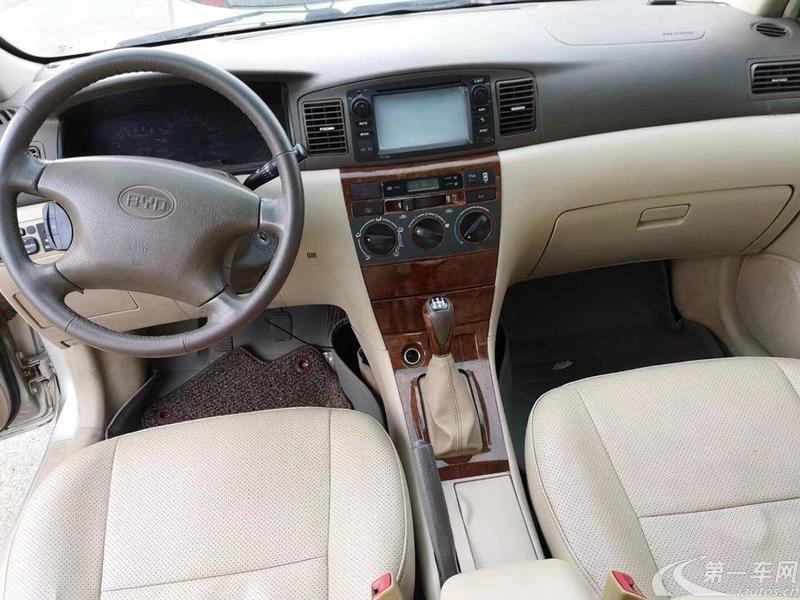 比亚迪F3 白金版 2010款 1.5L 手动 GLX-i豪锐型 (国Ⅳ)