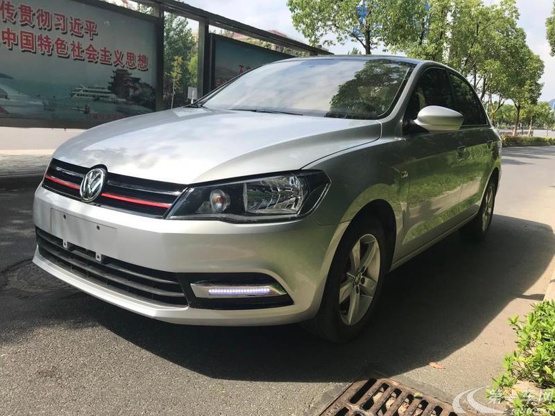 大众捷达 2015款 1.6L 手动 汽油 时尚型 (国Ⅴ)