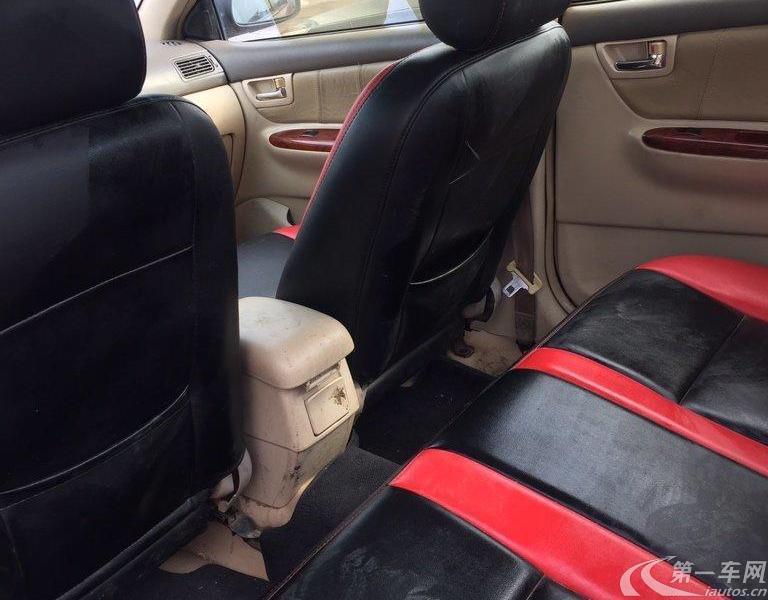 比亚迪F3 2006款 1.6L 手动 GL-i舒适型 (国Ⅲ)