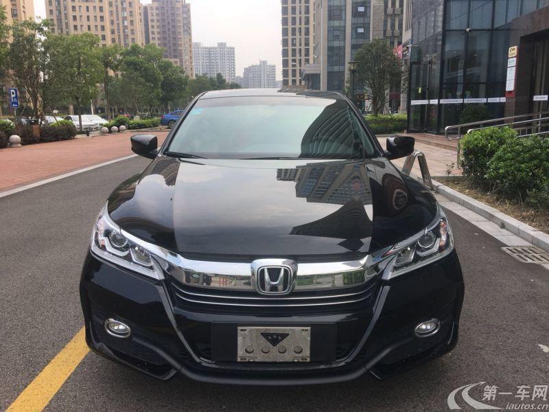 本田雅阁 2015款 3.0L 自动 尊贵版VTI (国Ⅴ)
