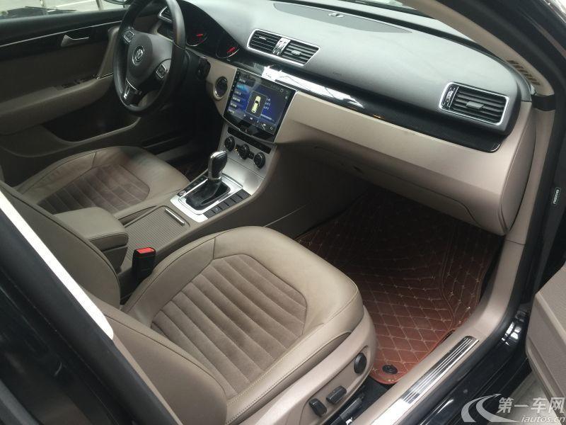 大众迈腾 2015款 1.8T 自动 汽油 舒适型 (国Ⅴ)