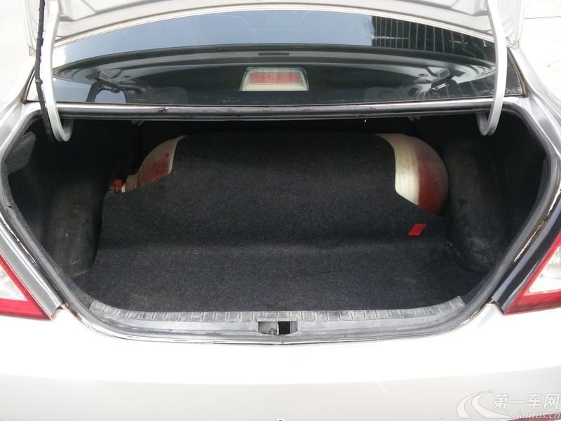 比亚迪F3 白金11版 2011款 1.5L 手动 标准型 (国Ⅳ)