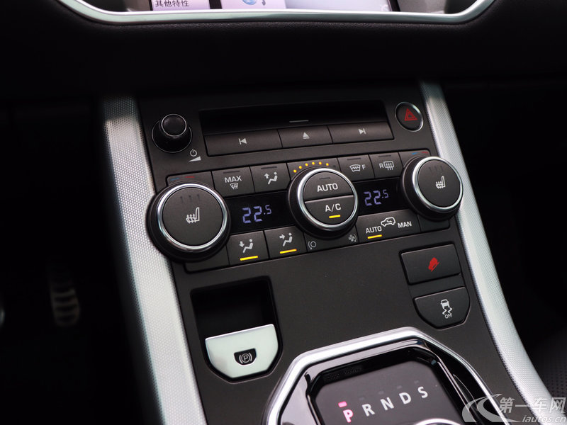 路虎极光 [进口] 2013款 2.0T 自动 四驱 熠动限量版