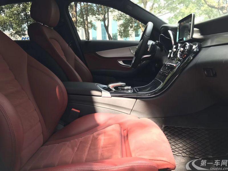 奔驰C200L 2018款 2.0T 自动 运动版 (国Ⅴ)