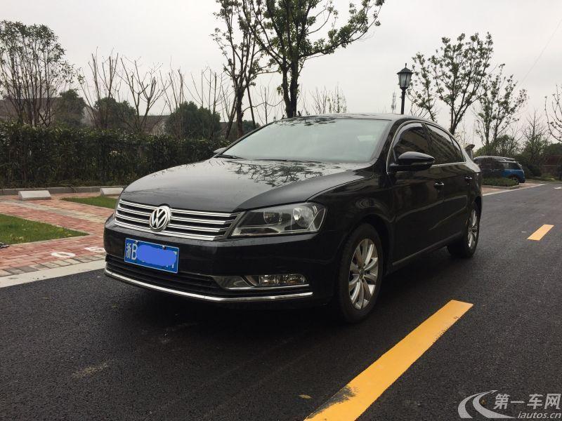大众2012款 1.8T 自动 汽油 豪华型 (国Ⅳ)