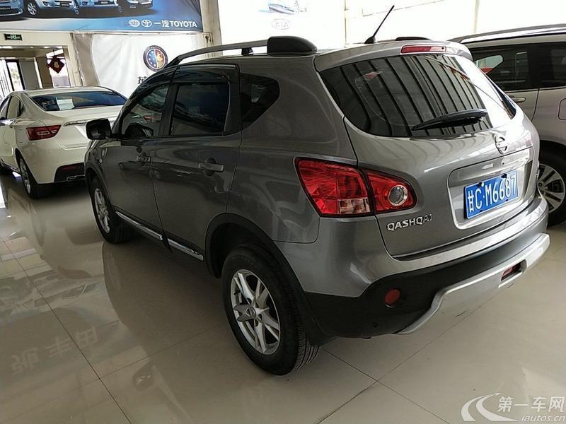 日产逍客 2012款 2.0L 手动 前驱 XL火 (国Ⅳ)