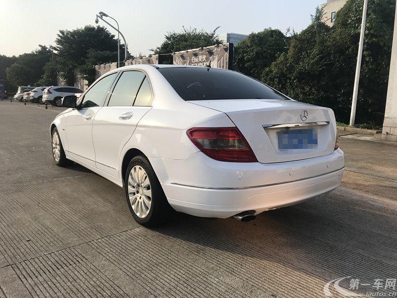 奔驰C级 C200 2010款 1.8T 自动 优雅型 (国Ⅳ)