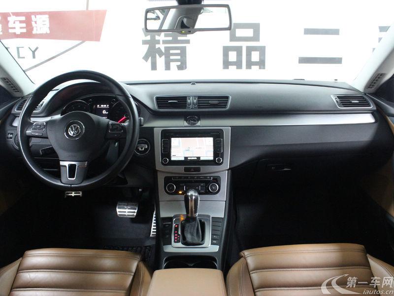 大众CC 2012款 1.8T 自动 尊贵型 (国Ⅳ)