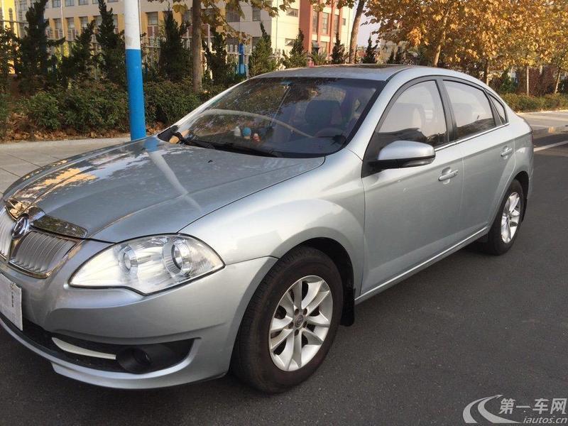 中华骏捷FSV 2011款 1.5L 自动 豪华型 (国Ⅳ)