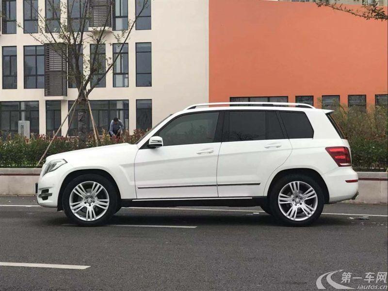 奔驰GLK GLK300 2013款 3.0L 自动 汽油 时尚型 (国Ⅳ)