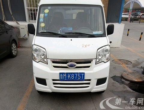 开瑞优胜 2012款 1.0L 手动 8座 实力Ⅰ型 (国Ⅳ)
