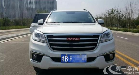 长城哈弗H9 2015款 2.0T 自动 超豪华型 (国Ⅳ)