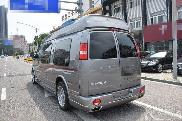GMCSavana [进口] 2013款 6.0L 自动 10座 运动版 (欧Ⅳ)