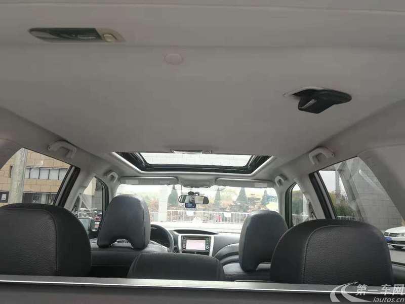 斯巴鲁森林人 [进口] 2011款 2.5L 自动 四驱 XS豪华版