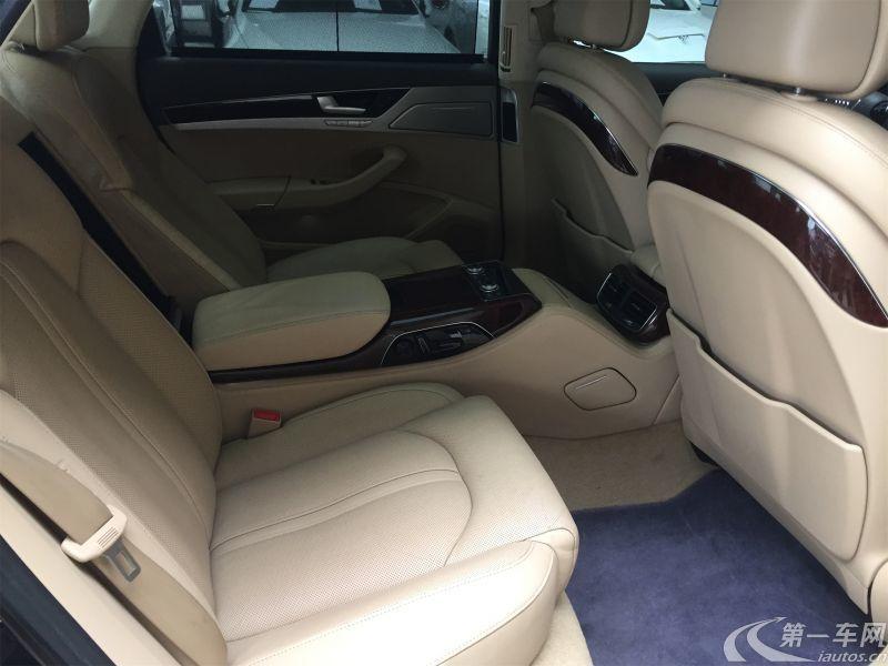 奥迪A8L 45 [进口] 2012款 3.0T 自动 汽油 舒适型