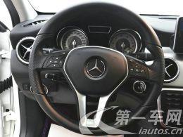 奔驰AMG-GLA级 GLA45 [进口] 2015款 2.0T 自动