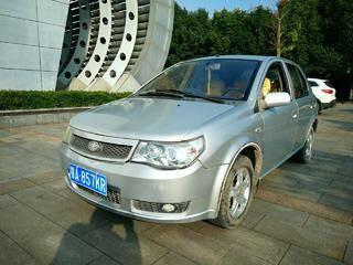 天津一汽威志 1.4L 手动 豪华型
