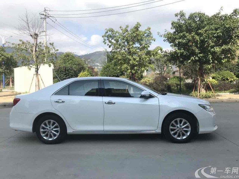 丰田凯美瑞 2013款 2.0L 自动 增值版舒适版 (国Ⅳ)