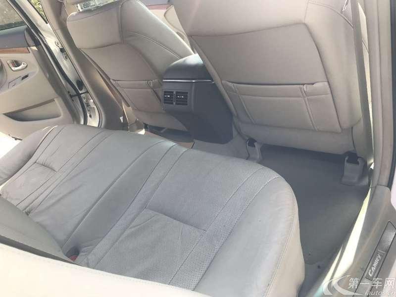 丰田凯美瑞 2011款 2.0L 自动 豪华型周年纪念版 (国Ⅳ)