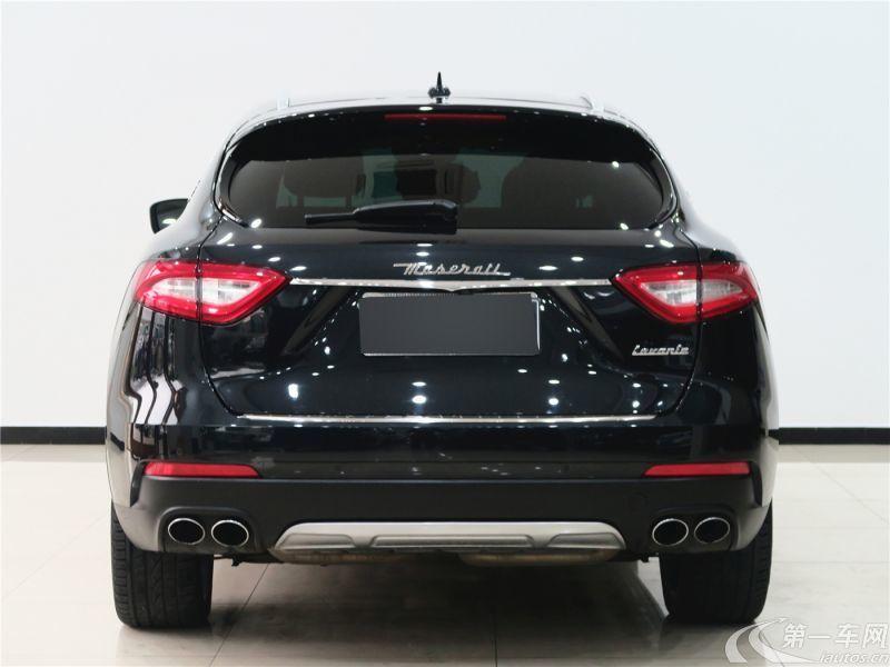 玛莎拉蒂Levante [进口] 2017款 3.0T 自动 S高功率版美规版平行进口 (欧Ⅴ)