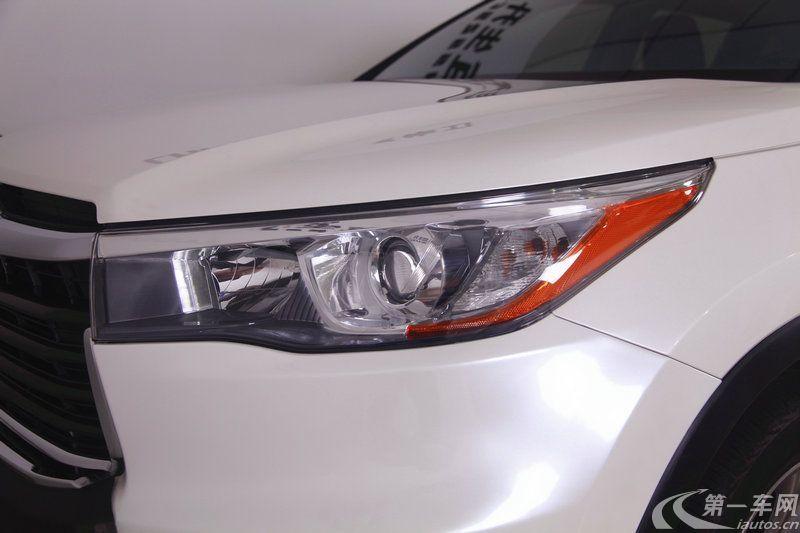 丰田汉兰达 2015款 2.0T 自动 前驱 豪华版 (国Ⅴ)