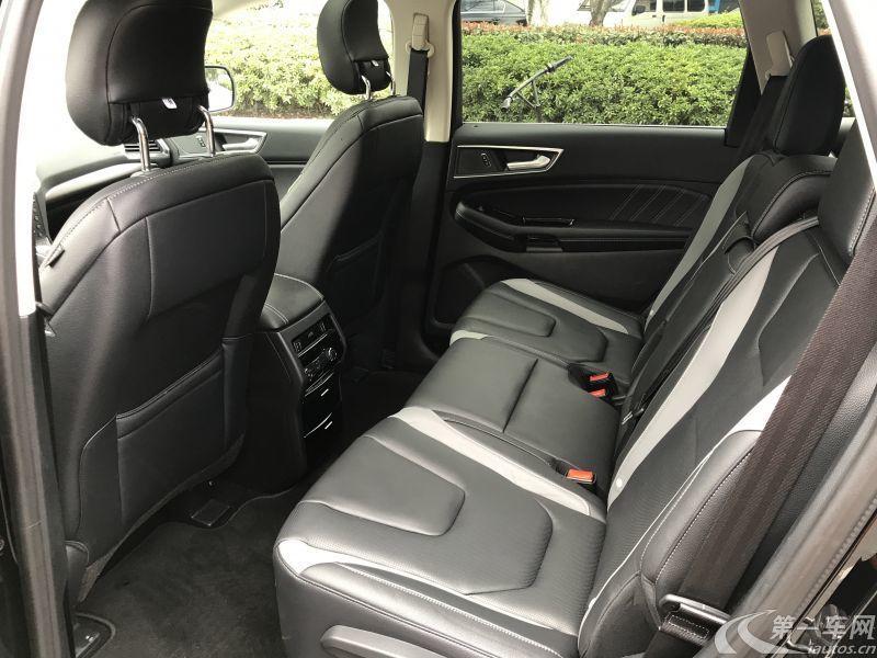 福特锐界 2016款 2.7T 自动 EcoBoost 330运动型 (国Ⅴ)