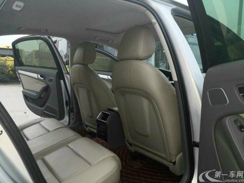 奥迪A4L 2009款 2.0T 自动 舒适型 (国Ⅳ)