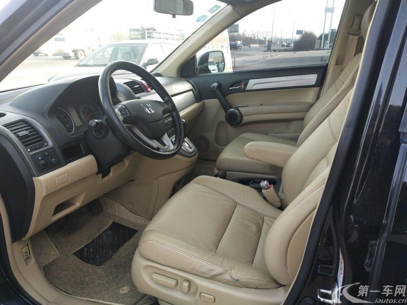 本田CR-V 2010款 2.4L 自动 四驱 尊贵型 (国Ⅳ)