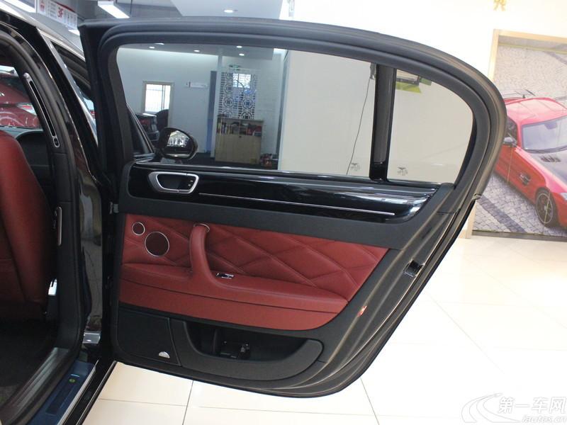 宾利飞驰 [进口] 2012款 6.0T 自动 限量版