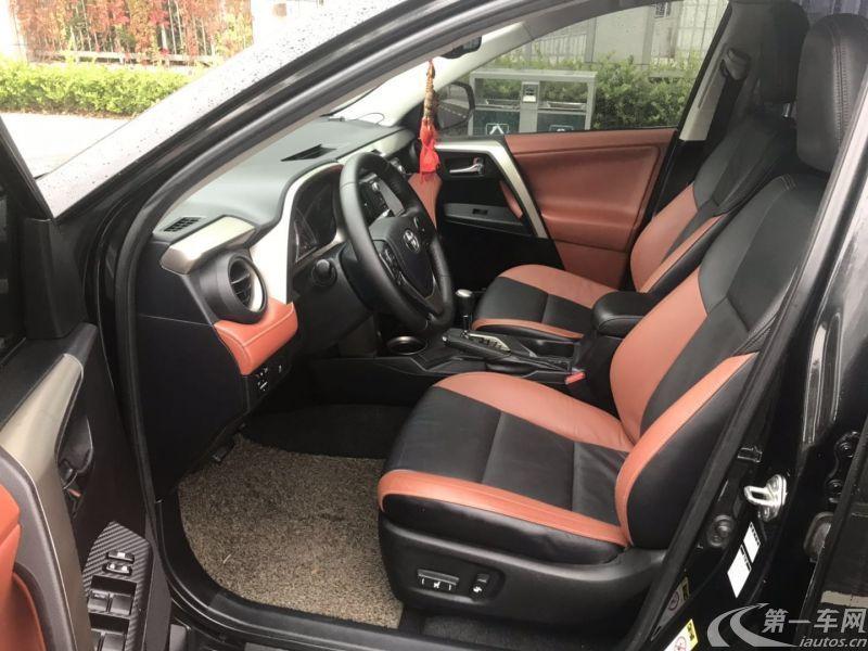 丰田RAV4 2013款 2.5L 自动 四驱 尊贵型 (国Ⅳ)