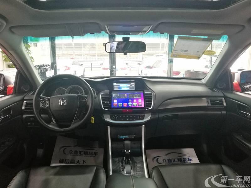 本田雅阁 2015款 2.0L 自动 舒适版LX (国Ⅴ)