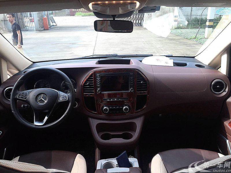 奔驰威霆 2016款 2.0T 自动 7座 汽油 商务版 (国Ⅴ)