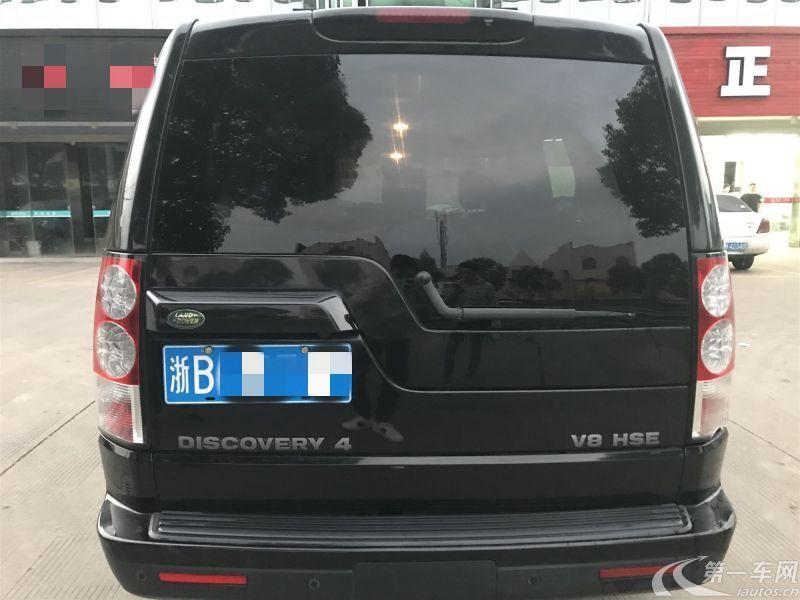 路虎发现 [进口] 2010款 5.0L 自动 四驱 汽油 HSE