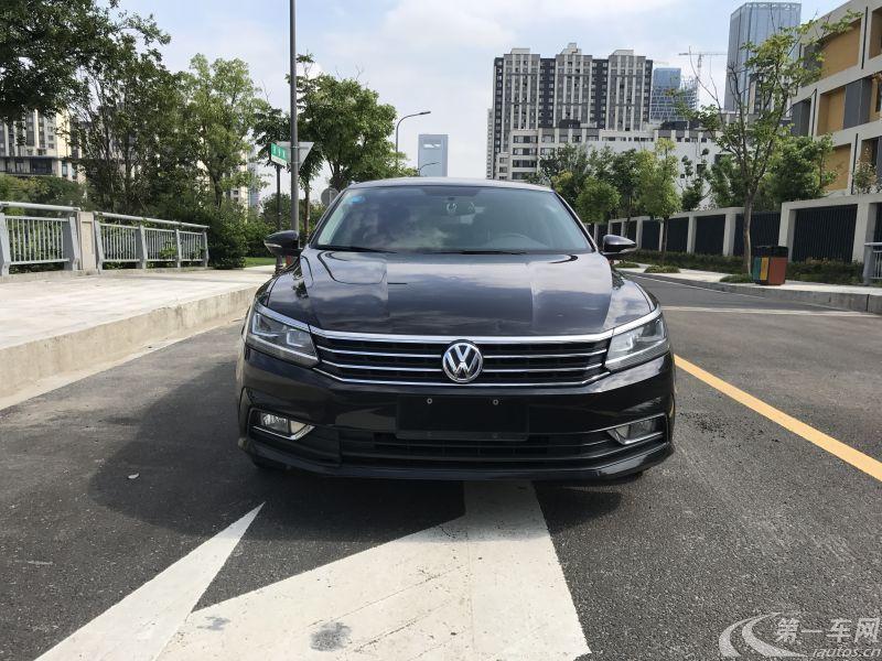 大众2017款 1.4T 自动 汽油 280TSI尊荣版 (国Ⅴ)