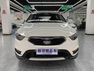 天津一汽骏派D60 1.8L 自动 舒适型