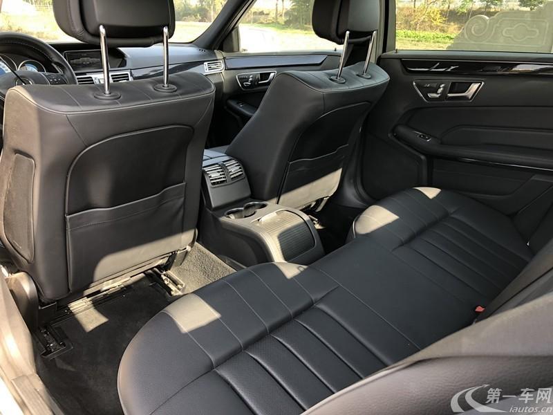奔驰E级 E260L 2015款 2.0T 自动 汽油 运动时尚型 (国Ⅴ)