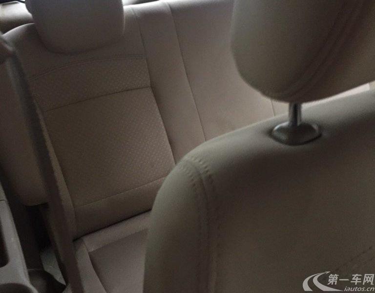 北京汽车威旺M30 2015款 1.5L 手动 舒适型 (国Ⅴ)